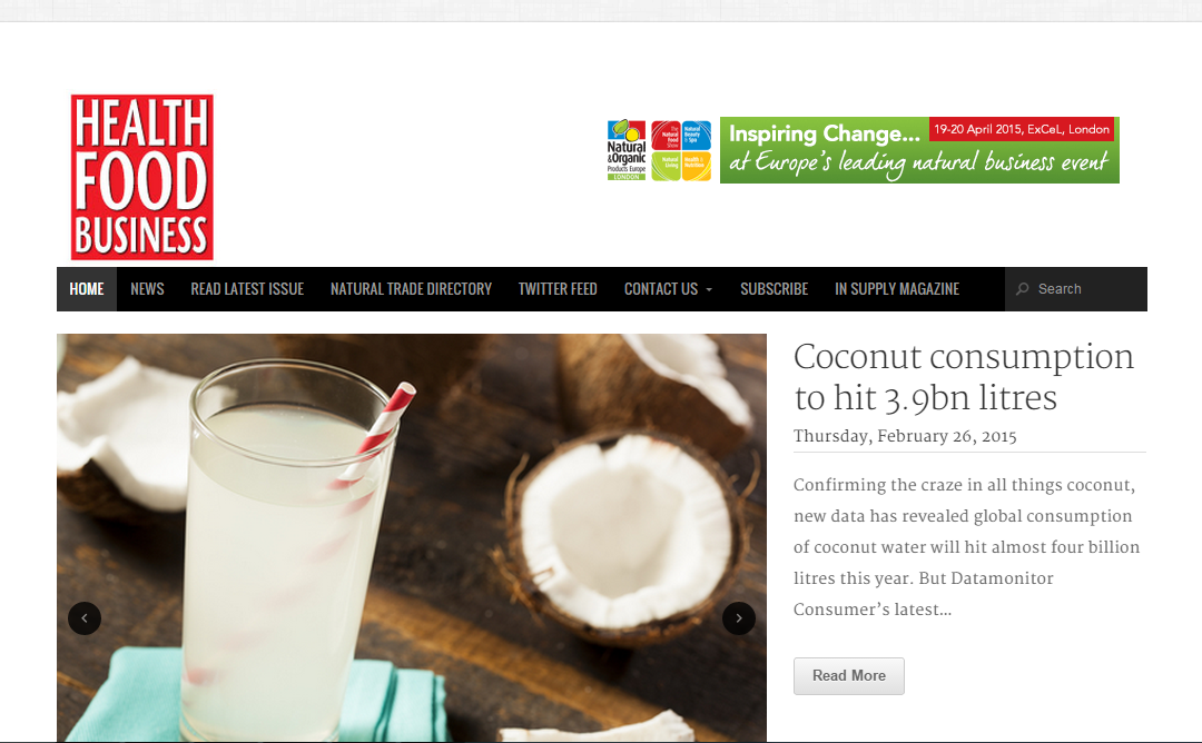 Target Publishing websites