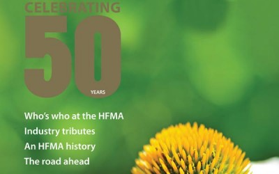 Celebrate 50 years of the HFMA with our anniversary magazine