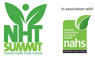 Natural Health Trade Summit confirmed for October
