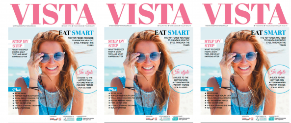 Vista returns for National Eye Health Week 2015