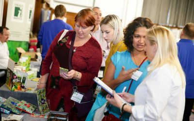 A successful 'independents day' at the Natural Health Trade Summit 2017